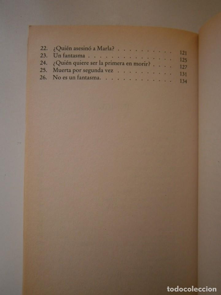 Libros de segunda mano: QUEMADA POR EL SOL R L STINE 1 edicion 1996 LA CALLE DEL TERROR - Foto 11 - 145277202