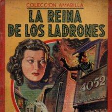 Libros de segunda mano: EDGAR WALLACE . LA REINA DE LOS LADRONES (MAUCCI, S.F.). Lote 145363670