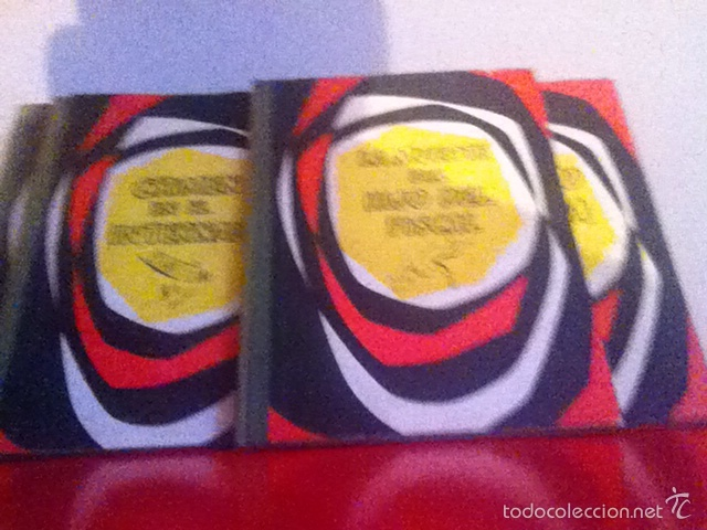 CASOS POLICIACOS REALES LOTE 6 LIBROS (Libros de segunda mano (posteriores a 1936) - Literatura - Narrativa - Terror, Misterio y Policíaco)