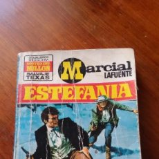 Libros de segunda mano: NOVELA LE OBLIGARON A MATAR, DE MARCIAL LAFUENTE, ESTEFANIA. NUMERO 901. EDITORIAL BRUGUERA. Lote 145957630