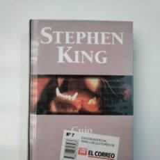 Libros de segunda mano: CUJO. STEPHEN KING. NUEVO. TDK357. Lote 146014230