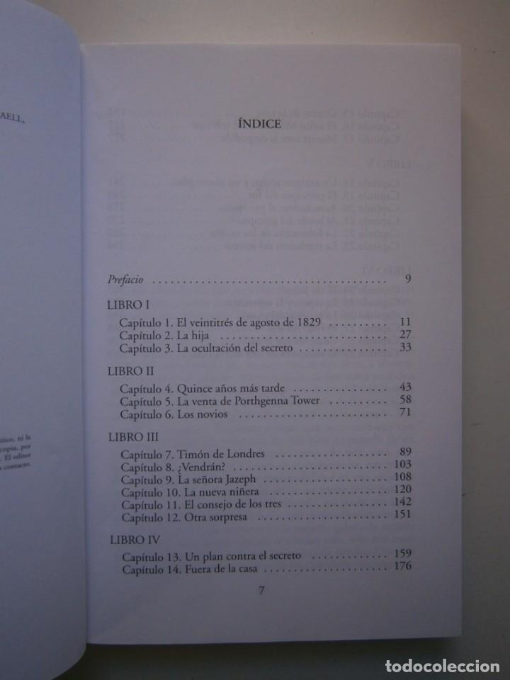 Libros de segunda mano: EL SECRETO WILKIE COLLINS Rialp 2001 - Foto 11 - 146270890
