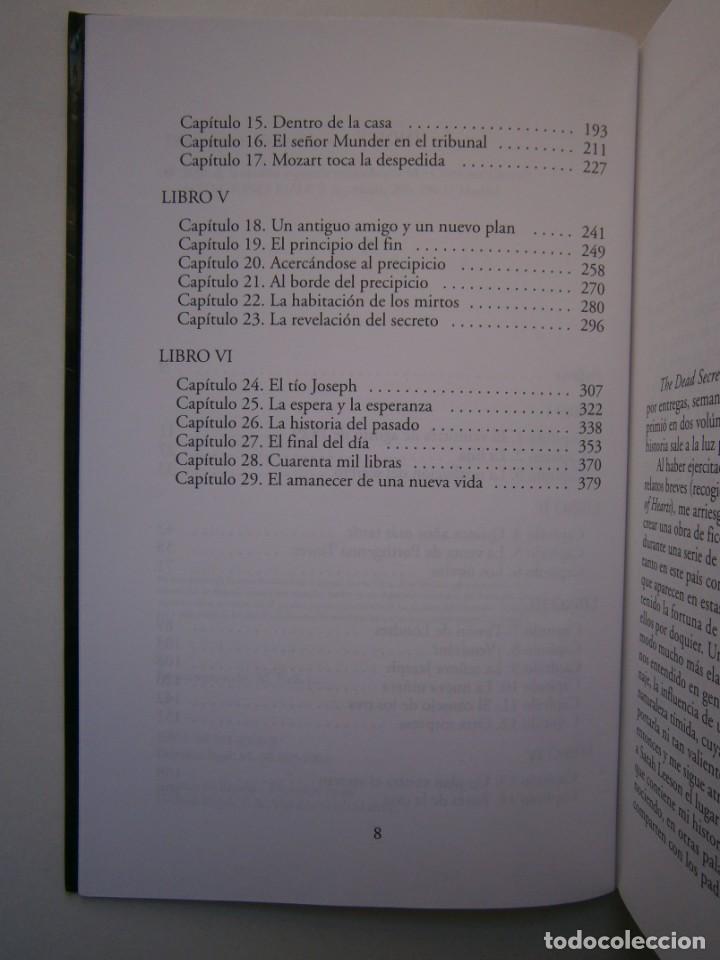 Libros de segunda mano: EL SECRETO WILKIE COLLINS Rialp 2001 - Foto 12 - 146270890