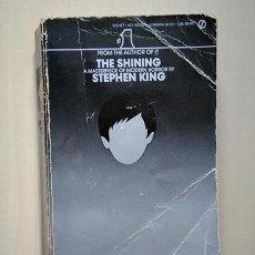 Libros de segunda mano: THE SHINING (EL RESPLANDOR) - STEPHEN KING - PRIMERA EDICIÓN EN RÚSTICA. SIGNET (PENGUIN) ENERO 1978. Lote 146915002