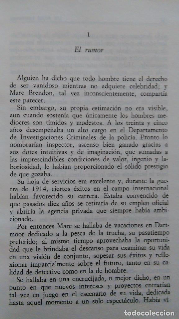 Libros de segunda mano: EDEN PHILLPOTTS: LOS ROJOS REDMAYNE. BORGES. ED. ARGENTINA - Foto 2 - 147462946