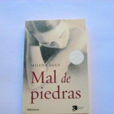 Libros de segunda mano: MAL DE PIEDRAS. MILENA AGUS. Lote 147567022
