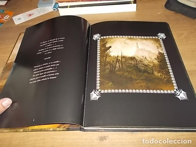 Libros de segunda mano: CARMILLA. UNA ADAPTACIÓN GRÁFICA DE GUSTAVO LÓPEZ MAÑAS. GLÉNAT. 1ª EDICIÓN 2008. VER FOTOS. - Foto 5 - 147575994