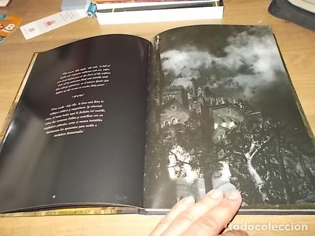 Libros de segunda mano: CARMILLA. UNA ADAPTACIÓN GRÁFICA DE GUSTAVO LÓPEZ MAÑAS. GLÉNAT. 1ª EDICIÓN 2008. VER FOTOS. - Foto 6 - 147575994