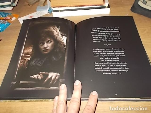 Libros de segunda mano: CARMILLA. UNA ADAPTACIÓN GRÁFICA DE GUSTAVO LÓPEZ MAÑAS. GLÉNAT. 1ª EDICIÓN 2008. VER FOTOS. - Foto 7 - 147575994