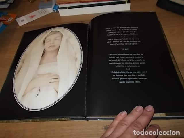 Libros de segunda mano: CARMILLA. UNA ADAPTACIÓN GRÁFICA DE GUSTAVO LÓPEZ MAÑAS. GLÉNAT. 1ª EDICIÓN 2008. VER FOTOS. - Foto 8 - 147575994