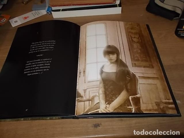 Libros de segunda mano: CARMILLA. UNA ADAPTACIÓN GRÁFICA DE GUSTAVO LÓPEZ MAÑAS. GLÉNAT. 1ª EDICIÓN 2008. VER FOTOS. - Foto 9 - 147575994