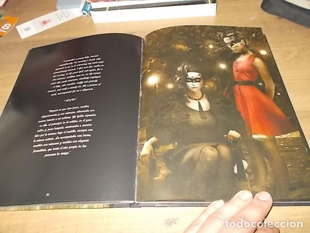 Libros de segunda mano: CARMILLA. UNA ADAPTACIÓN GRÁFICA DE GUSTAVO LÓPEZ MAÑAS. GLÉNAT. 1ª EDICIÓN 2008. VER FOTOS. - Foto 10 - 147575994