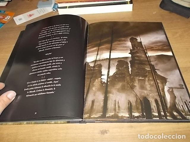 Libros de segunda mano: CARMILLA. UNA ADAPTACIÓN GRÁFICA DE GUSTAVO LÓPEZ MAÑAS. GLÉNAT. 1ª EDICIÓN 2008. VER FOTOS. - Foto 11 - 147575994