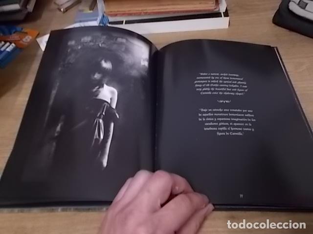 Libros de segunda mano: CARMILLA. UNA ADAPTACIÓN GRÁFICA DE GUSTAVO LÓPEZ MAÑAS. GLÉNAT. 1ª EDICIÓN 2008. VER FOTOS. - Foto 12 - 147575994