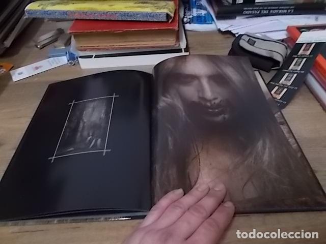 Libros de segunda mano: CARMILLA. UNA ADAPTACIÓN GRÁFICA DE GUSTAVO LÓPEZ MAÑAS. GLÉNAT. 1ª EDICIÓN 2008. VER FOTOS. - Foto 15 - 147575994