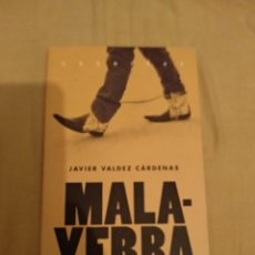 Libros de segunda mano: MALA YERBA JAVIER VALDEZ CARDENAS LA VIDA BAJO EL NARCO MALPASO NUEVO MAFIA NARCOTRAFICO SIN USO. Lote 147717370