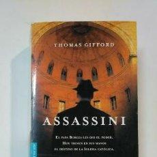 Libros de segunda mano: ASSASSINI. THOMAS GIFFORD. BESTSELLER BOOKET. TDK360. Lote 147889978