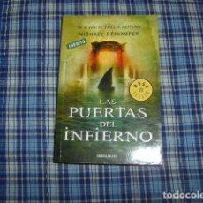 Libros de segunda mano: LAS PUERTAS DEL INFIERNO , MICHAEL PEINKOFER , INEDITO , UNICO EN TODOCOLECCION. Lote 148186306