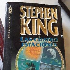 Libros de segunda mano: LAS CUATRO ESTACIONES, DE STEPHEN KING (ED. ÍNTEGRA). GRIJALBO, 1993. TAPA DURA Y SOBRECUBIERTA.. Lote 136644530