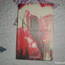 Libros de segunda mano: LA ZONA MUERTA;STEPHEN KING;PLAZA & JANÉS2001. Lote 148654814