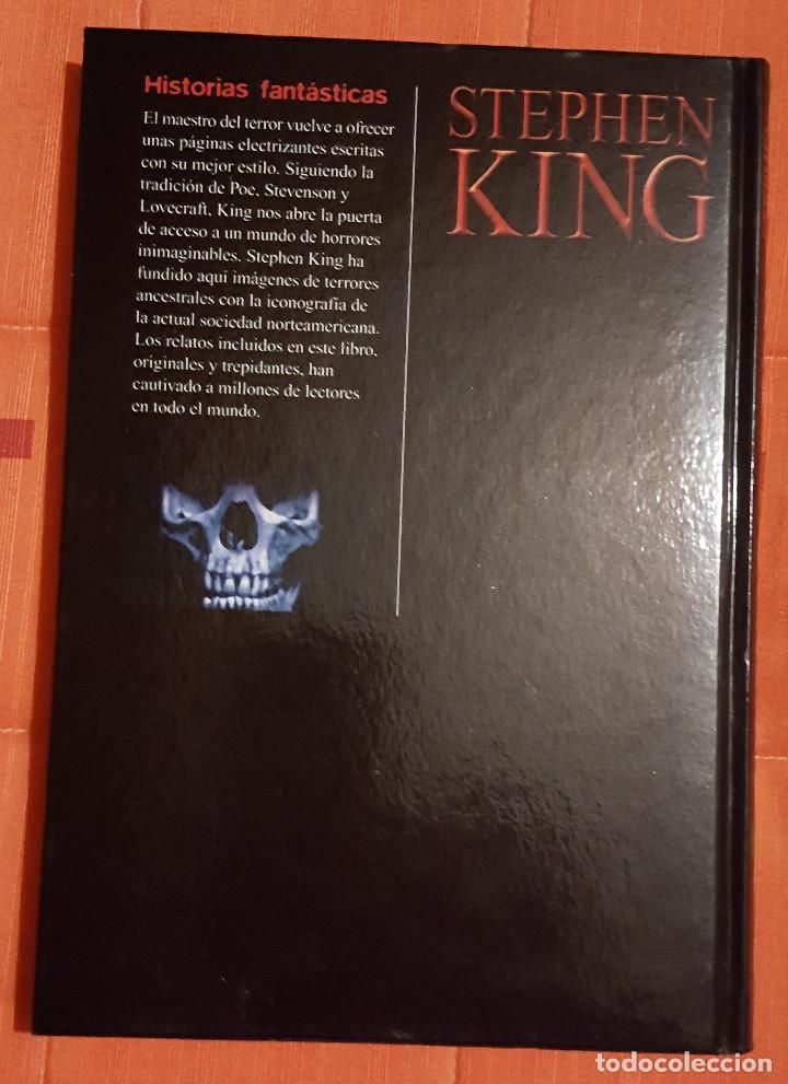Libros de segunda mano: Stephen King Historias Fantasticas Tapa dura 220 pag. - Foto 2 - 149045942