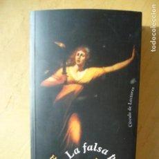 Libros de segunda mano: LA FALSA PISTA - HENNING MANKELL. Lote 149523858