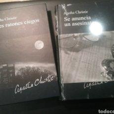Libros de segunda mano: LIBROS DE AGATHA CHRISTIE. Lote 150001600