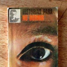 Libros de segunda mano: HISTORIAS PARA NO DORMIR NARCISO IBAÑEZ SERRADOR VOLUMEN II Nº 3 1968. Lote 150146198