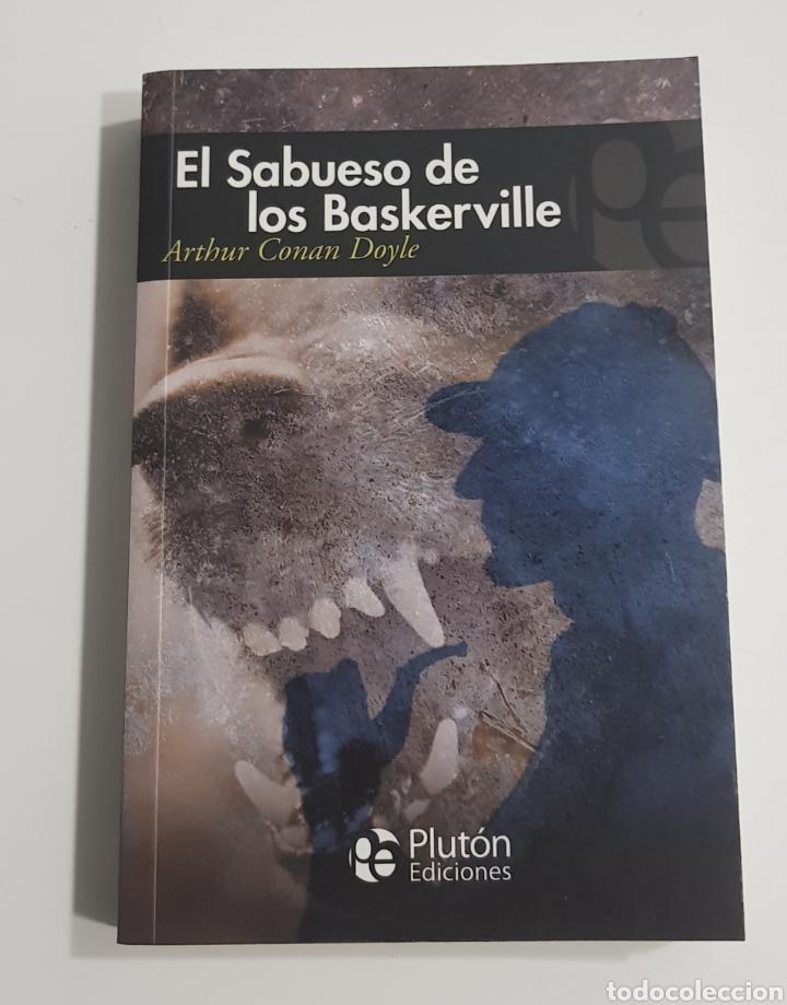 EL SABUESO DE LOS BASKERVILLE - SIR ARTHUR CONAN DOYLE - TDK1 (Libros de segunda mano (posteriores a 1936) - Literatura - Narrativa - Terror, Misterio y Policíaco)
