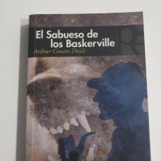 Libros de segunda mano: EL SABUESO DE LOS BASKERVILLE - SIR ARTHUR CONAN DOYLE - TDK1. Lote 150493134