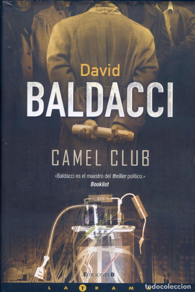 CAMEL CLUB (SAGA CAMEL CLUB 1), DAVID BALDACCI (Libros de segunda mano (posteriores a 1936) - Literatura - Narrativa - Terror, Misterio y Policíaco)