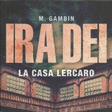 Libros de segunda mano: MARIANO GAMBÍN-LA CASA LERCARO.ROCA EDITORIAL.2013.. Lote 150678054