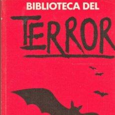 Libros de segunda mano: BIBLIOTECA DEL TERROR - EDICIONES FORUM- TOMO 2 - AÑO 1983. Lote 150975634
