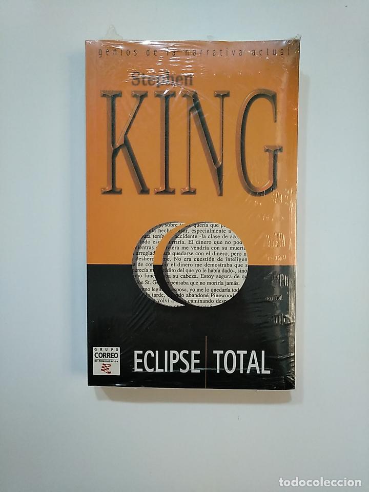 ECLIPSE TOTAL. STEPHEN KING. NUEVO. TDK363 (Libros de segunda mano (posteriores a 1936) - Literatura - Narrativa - Terror, Misterio y Policíaco)