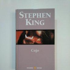 Libros de segunda mano: CUJO. STEPHEN KING. GRANDES EXITOS. RBA. TDK363. Lote 151192670