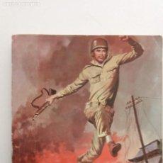 Libros de segunda mano: SERVICIO SECRETO Nº 354 - STERLING GRAHAM - MUY NUEVA - 1957 - CHRISTINE MARTEL FOTO. Lote 151329482