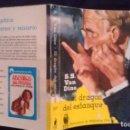 Libros de segunda mano: EL DRAGON DEL ESTANQUE - S.S. VAN DINE - SELECCIONES BIBLIOTECA ORO - MOLINO. Lote 151713762