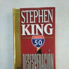 Libros de segunda mano: DESESPERACION. STEPHEN KING. ORBIS FABRI COLLECTION. TDK369. Lote 151872958