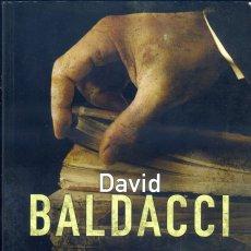 Libros de segunda mano: LOS COLECCIONISTAS (SERIE CAMEL CLUB 2), DAVID BALDACCI. Lote 151944126