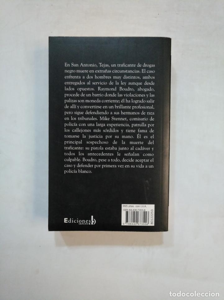 Libros de segunda mano: LA CARA OCULTA DE LA LEY. - BRANDON, JAY. TDK369 - Foto 2 - 151949526