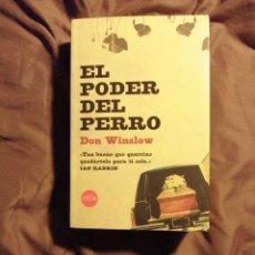 Libros de segunda mano: EL PODER DEL PERRO. Lote 152085957