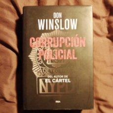 Libros de segunda mano: CORRUPCIÓN POLICIAL. Lote 152088024