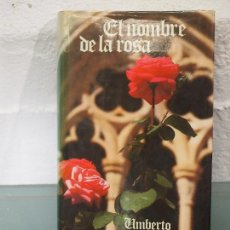 Gebrauchte Bücher - EL NOMBRE DE LA ROSA. UMBERTO ECO - 152445478