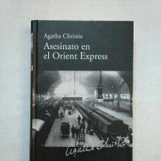 Libros de segunda mano: ASESINATO EN EL ORIEN EXPRESS. AGATHA CHRISTIE. TDK370. Lote 152723958