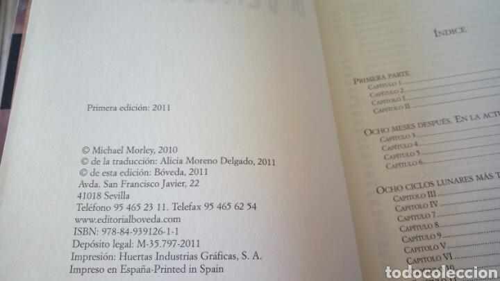 Libros de segunda mano: CTC - 1ª EDICION 2011 BOVEDA - LA CONSPIRACION DE VENECIA - JON TRACE - NOVELA NEGRA - BUEN ESTADO - Foto 5 - 152843042
