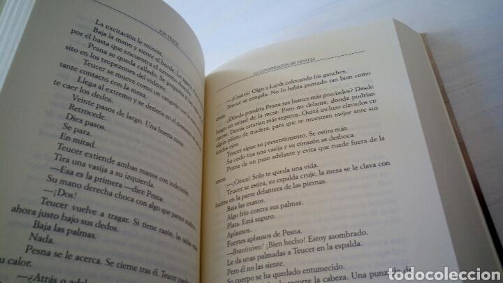 Libros de segunda mano: CTC - 1ª EDICION 2011 BOVEDA - LA CONSPIRACION DE VENECIA - JON TRACE - NOVELA NEGRA - BUEN ESTADO - Foto 6 - 152843042