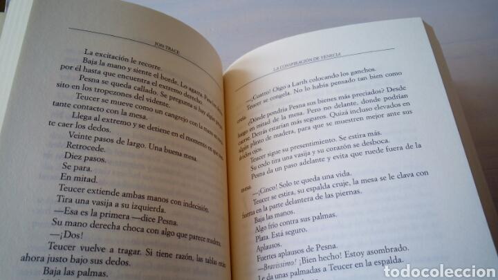 Libros de segunda mano: CTC - 1ª EDICION 2011 BOVEDA - LA CONSPIRACION DE VENECIA - JON TRACE - NOVELA NEGRA - BUEN ESTADO - Foto 7 - 152843042