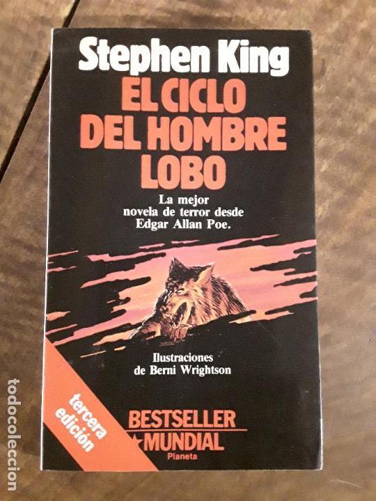 EL CICLO DEL HOMBRE LOBO, STEPHEN KING (Libros de segunda mano (posteriores a 1936) - Literatura - Narrativa - Terror, Misterio y Policíaco)