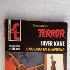 Libros de segunda mano: SELECCION TERROR BRUGUERA Nº 286 SILVER KANE. Lote 153893446