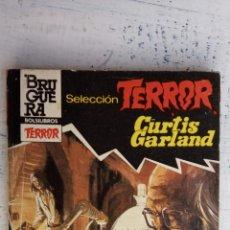Libros de segunda mano: SELECCION TERROR BRUGUERA Nº 573 - CURTIS GARLAND - CADAVERES SIN ALMA. Lote 153966118